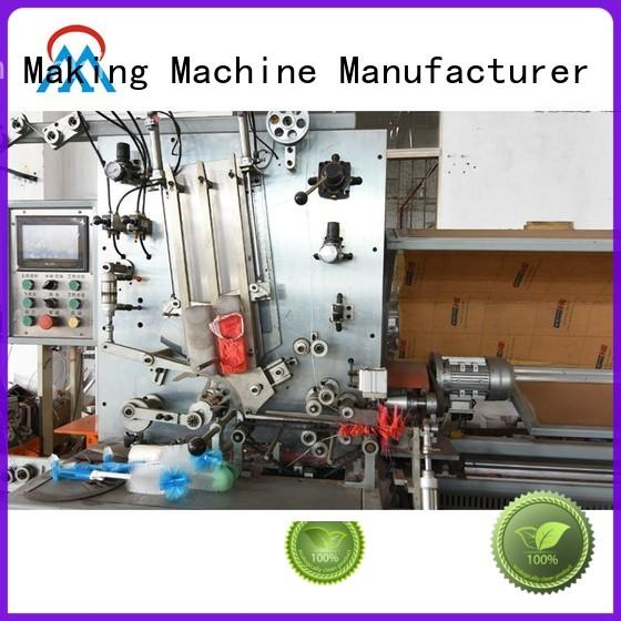 Meixin Brand dust flagging speed automatic Brush Filling Machine