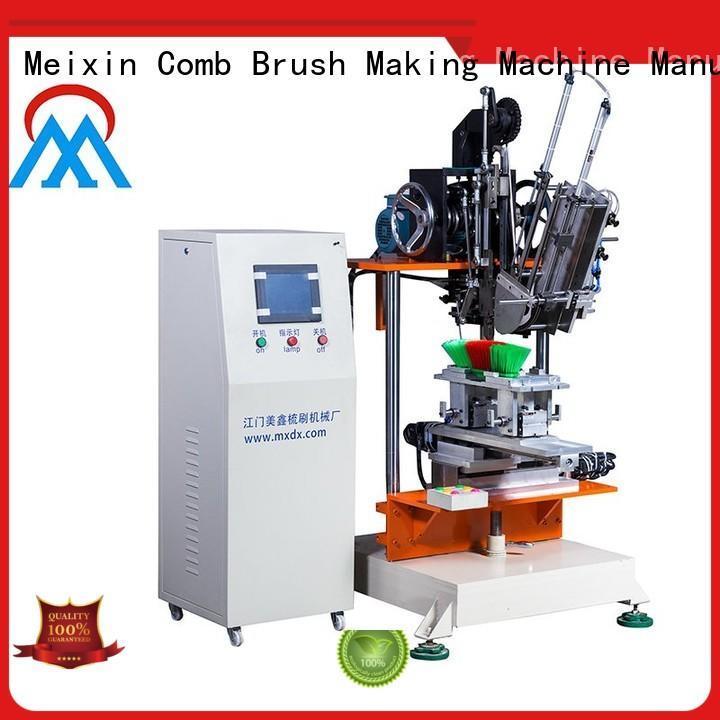 machine cheap cnc machine three colors brush for floor clean