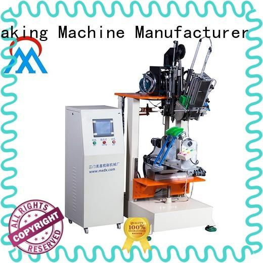 Meixin flat 3 axis cnc mill high efficiency for Bottle brush