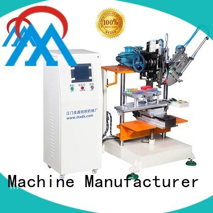 Meixin automatic 2 Axis Brush Making Machine manufacturer for industrial