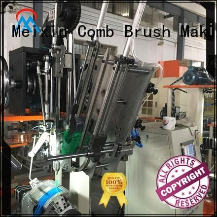 brush 3 axis mill manufacture for Bottle brush Meixin