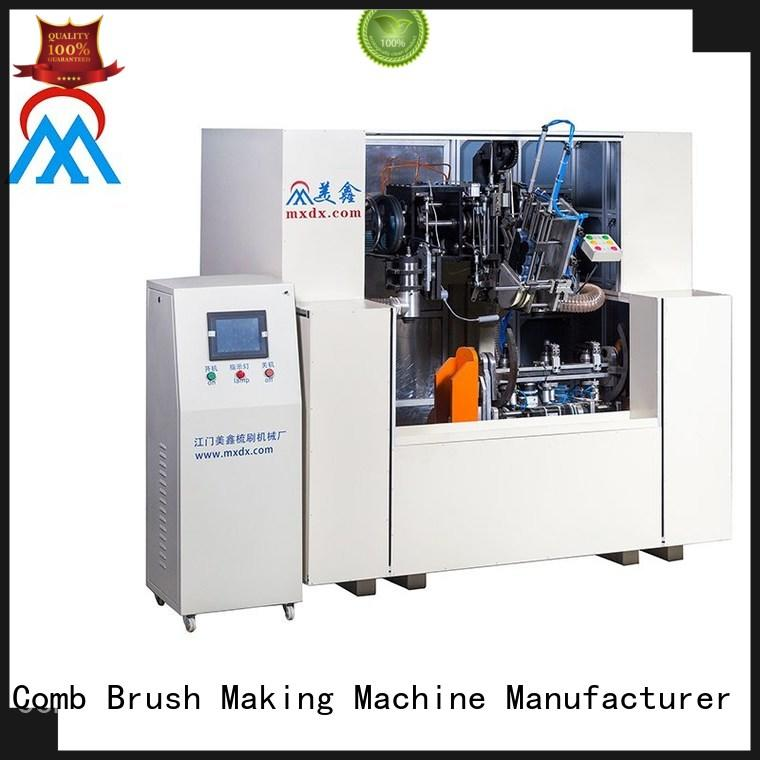 toilet tufting 5 Axis Brush Making Machine automatic speed Meixin company