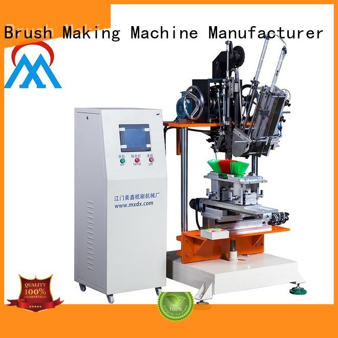 high volume home cnc machine three colors brush for factory