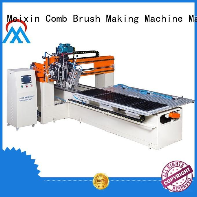 high volume 2 Axis Brush Making Machine from China for factory