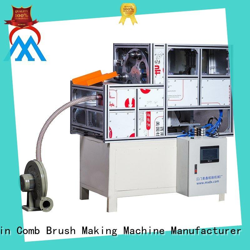 Meixin machine trimmer brush blade bulk production for making brush