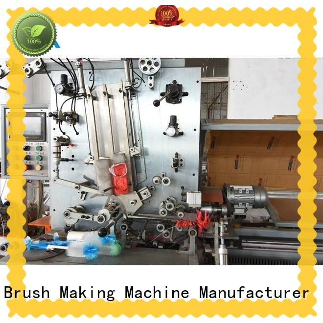 Meixin high speed Brush Tufting Machine twisted for no dust broom