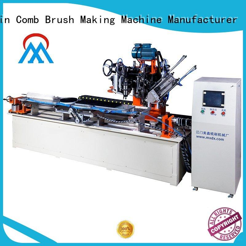 Meixin Brand mx313 broom mx312 wire brush machine making