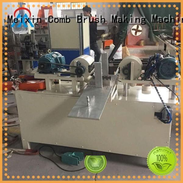 automatic Brush Tufting Machine speed for no dust broom Meixin