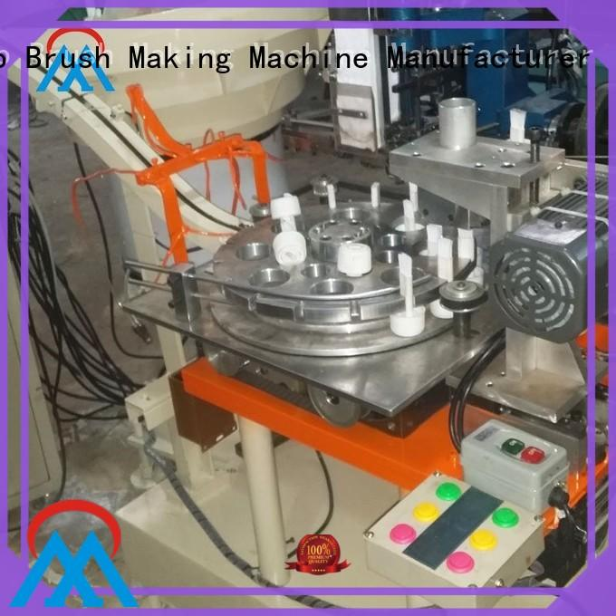 Meixin Plastic Brush Making Machine twisted for no dust broom