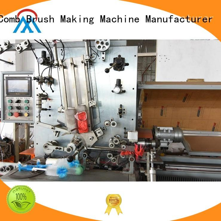 Meixin Plastic Brush Making Machine free sample for commercial