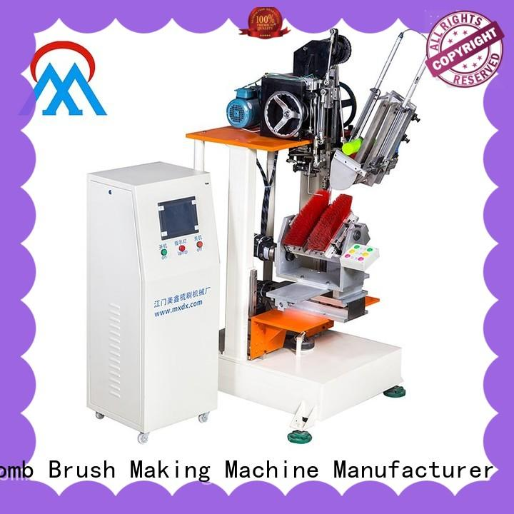 4 Aixs Broom Making Machine MX302