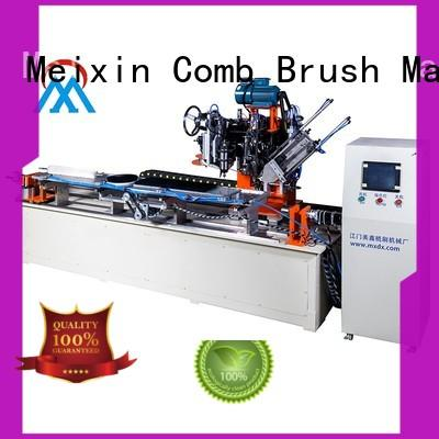 Meixin solid mesh brush machine free sample for ceiling broom