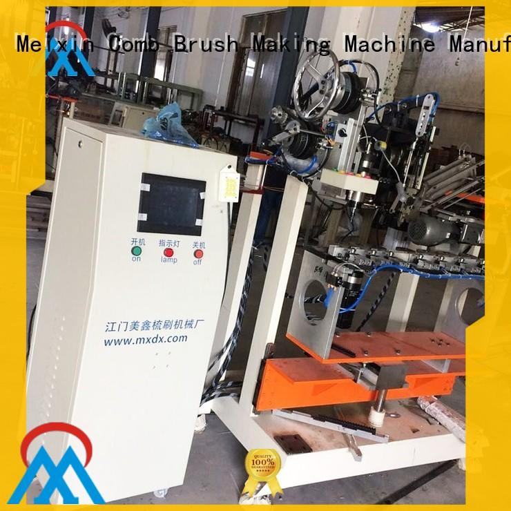 heads broom axis Toothbrush Tufting Machine Meixin Brand