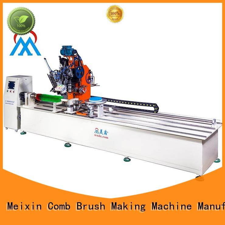 3 Axis Ceilling Broom Tufting Machine MX312