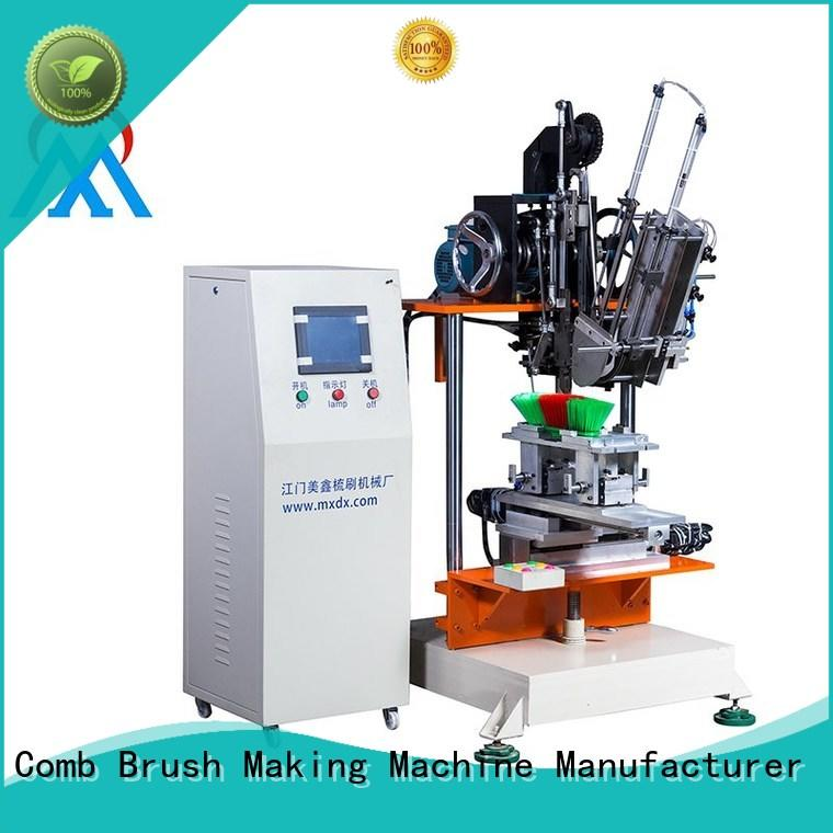 high volume 2 Axis Brush Making Machine customized for industrial