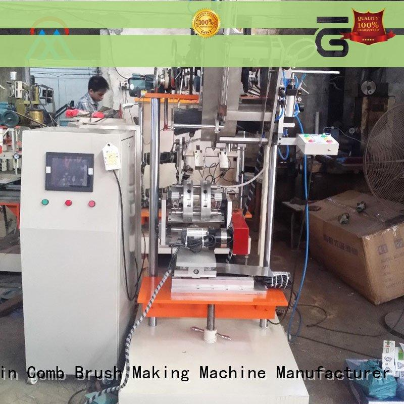 3 axis mill for Bottle brush Meixin