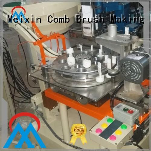 Meixin automatic Brush Filling Machine manufacturer for no dust broom