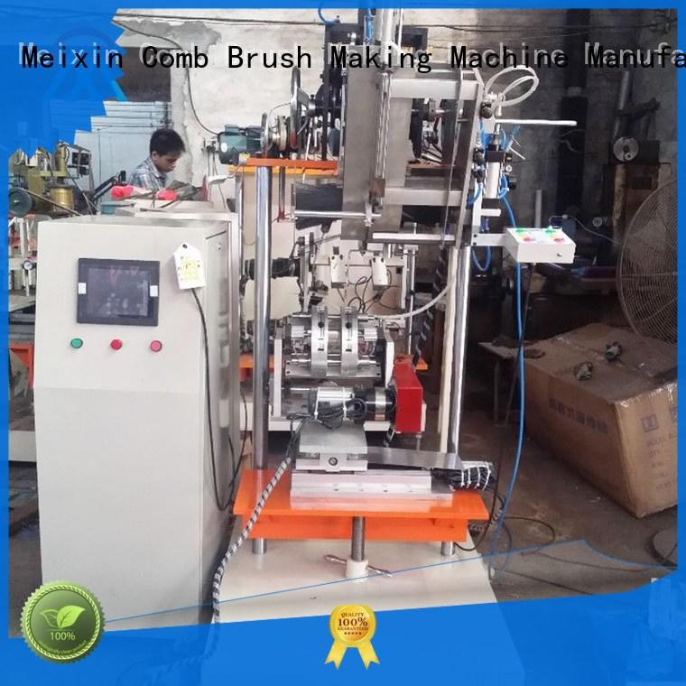 3 axis mill broom for Bottle brush Meixin