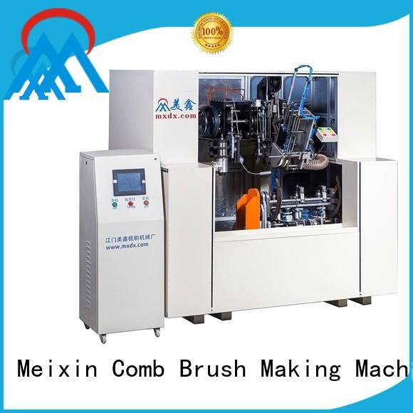 Meixin at discount 5 axis 2 drilling and tufting besom making machine customization tufting broom