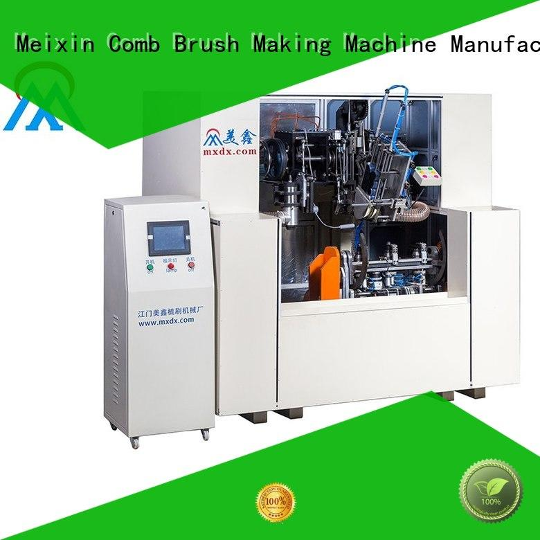 on-sale 5 axis 2 drilling and tufting besom making machine oem polish brush making