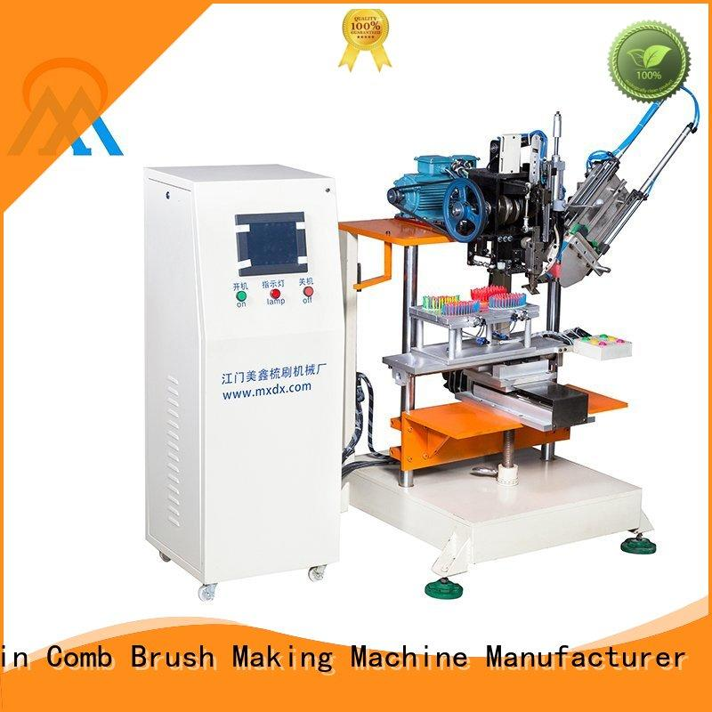 2 aixs cloth brush machine mx303 drilling Meixin Brand company