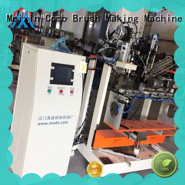 cost effective cheap cnc machine three colors brush for floor clean