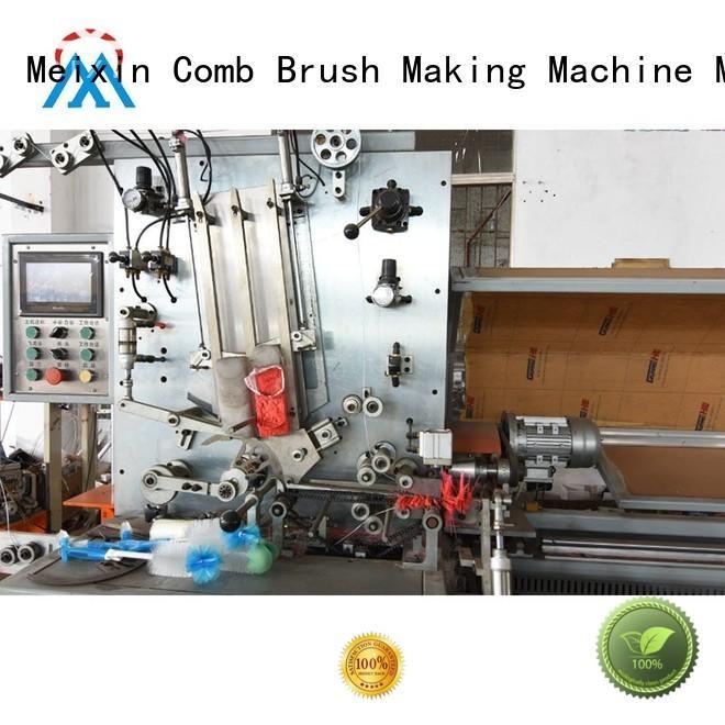 machinery Brush Filling Machine cnc speed Meixin company