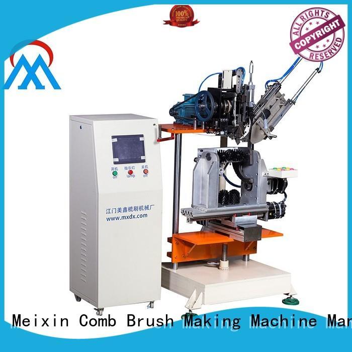 Meixin portable 4 axis cnc milling machine automatic toilet bush making