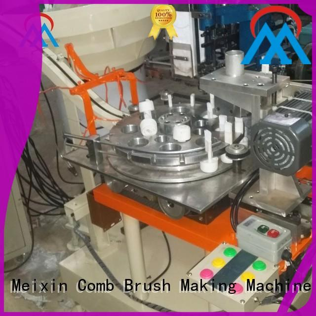 Brush Tufting Machine flagging for no dust broom Meixin