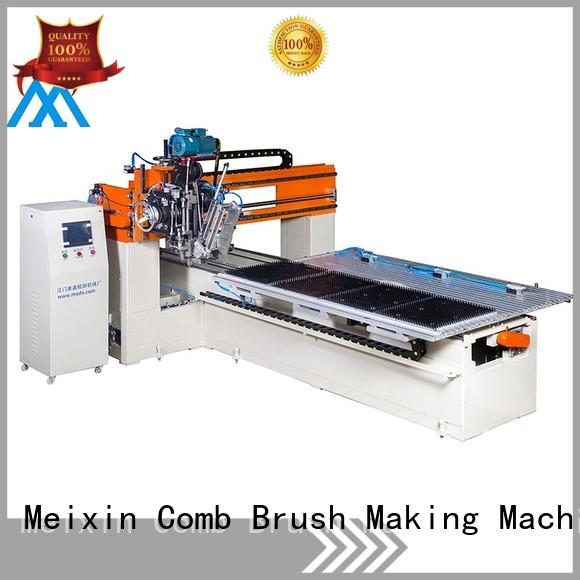 high volume 2 axis cnc three colors brush for factory