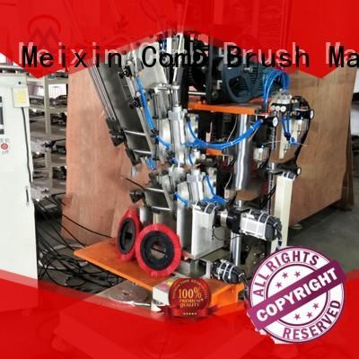 2 aixs cloth brush machine mx310 Meixin Brand 2 Axis Brush Making Machine