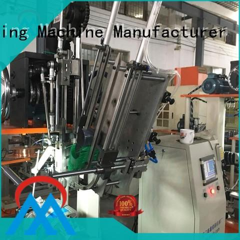 Automatic 3 Axis Brush Making Machine high efficiency for Bottle brush