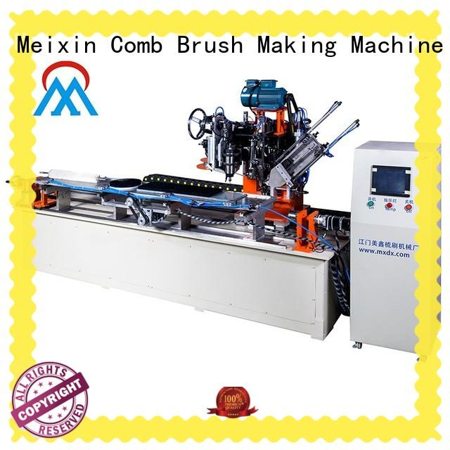 Meixin high-quality counter rotating brush machine mx312 for industry