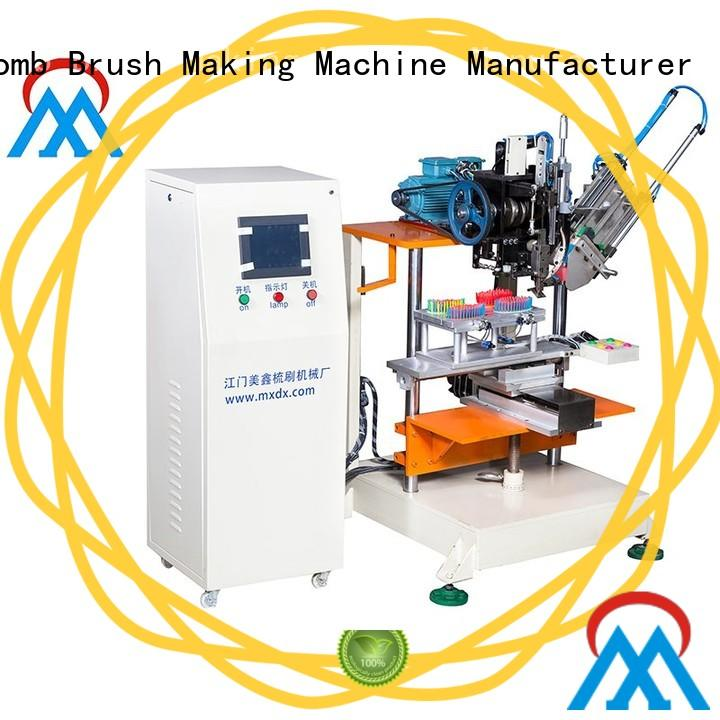 Meixin brush making machine price series for factory