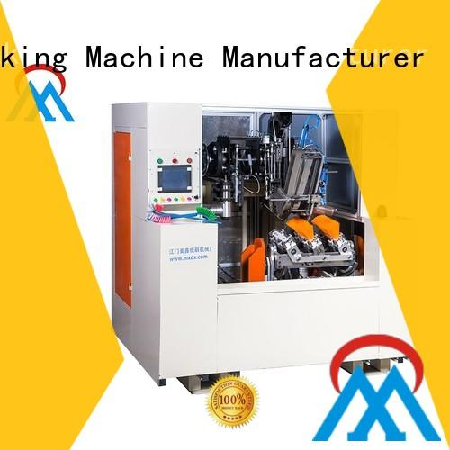 Meixin 5 Axis Brush Making Machine bulk production for industrial