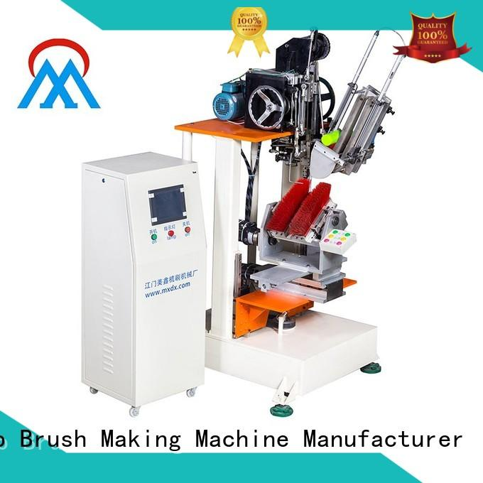 Meixin stable 4 Axis Brush Making Machine supplier for industry