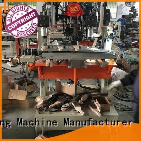 portable 4 axis milling machine automatic toilet bush making