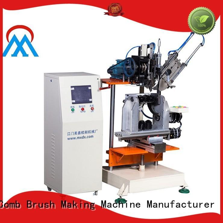 Meixin 4 axis machining supplier toilet bush making