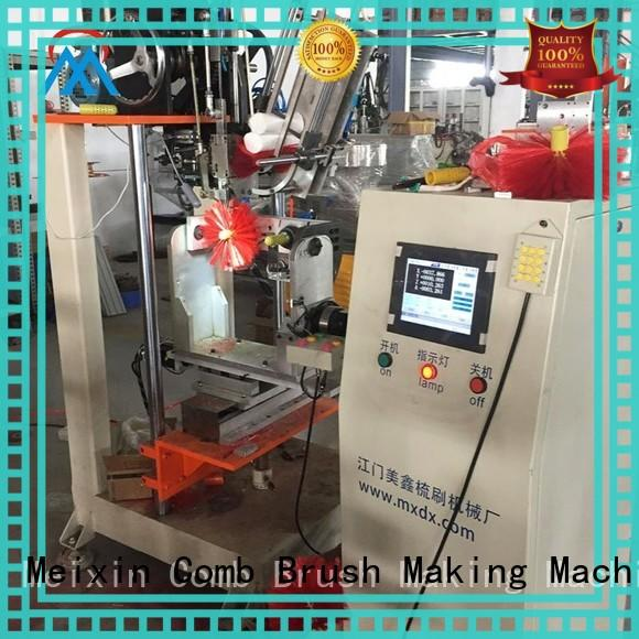 Meixin 4 Axis Brush Making Machine factory for industrial