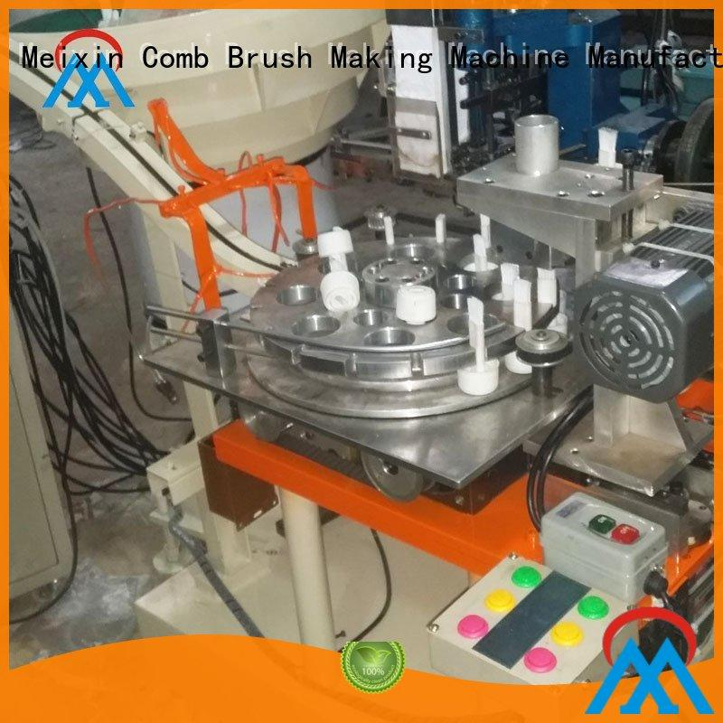 Meixin Brush Tufting Machine twisted for no dust broom