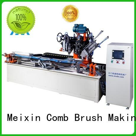 Meixin solid mesh brush machine for wholesale for industry