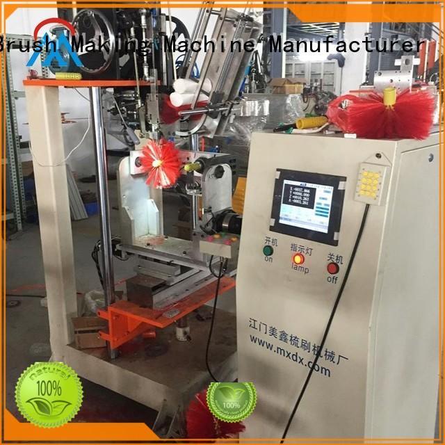 Meixin 4 axis cnc milling machine automatic toilet bush making