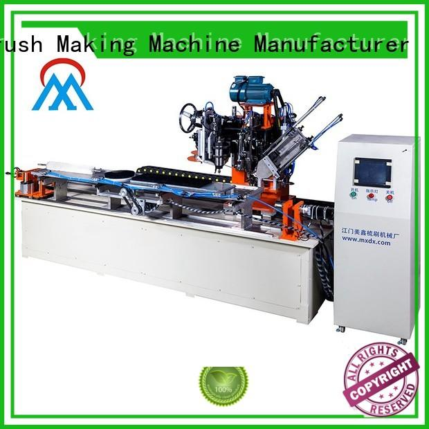 Meixin brush making machine free sample for industry