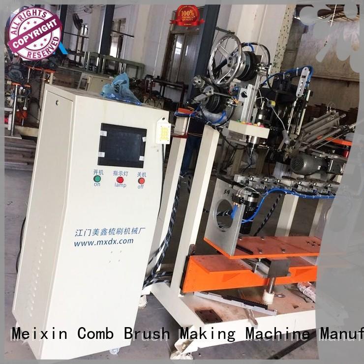 Toothbrush Tufting Machine twisted machine Brush Filling Machine head company