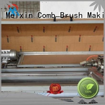 Meixin 3 axis cnc milling machine manufacture for Bottle brush