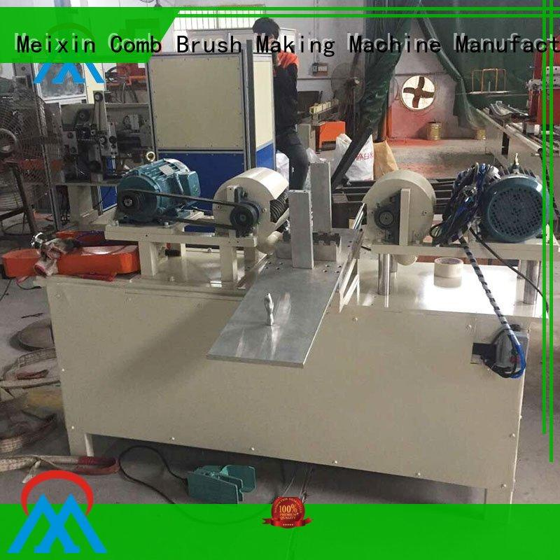 automatic Plastic Brush Making Machine manufacturer for no dust broom