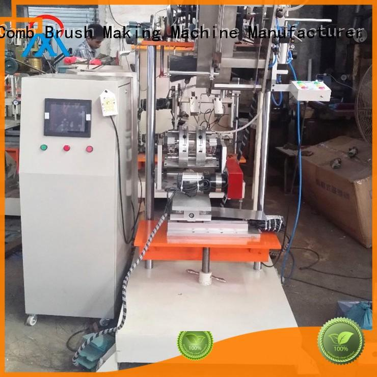 machine wire brush broom factory price for room Meixin