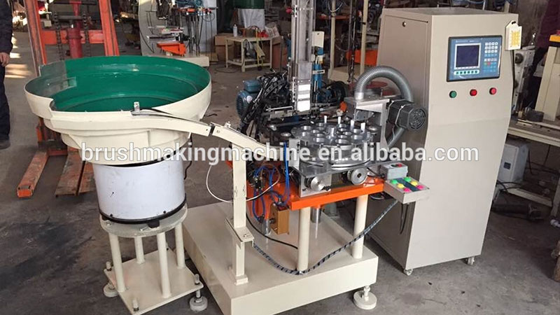 Nail brush machine made by MEIXIN manufacture PZ- 20-Meixin