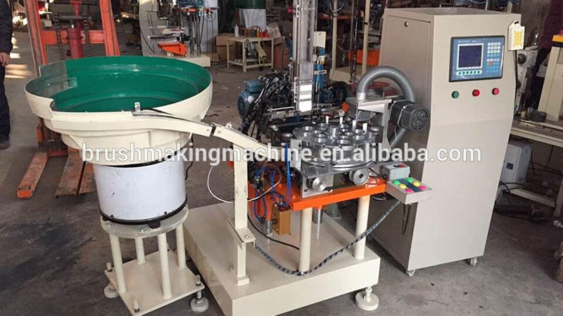 Nail brush machine made by MEIXIN manufacture PZ- 20