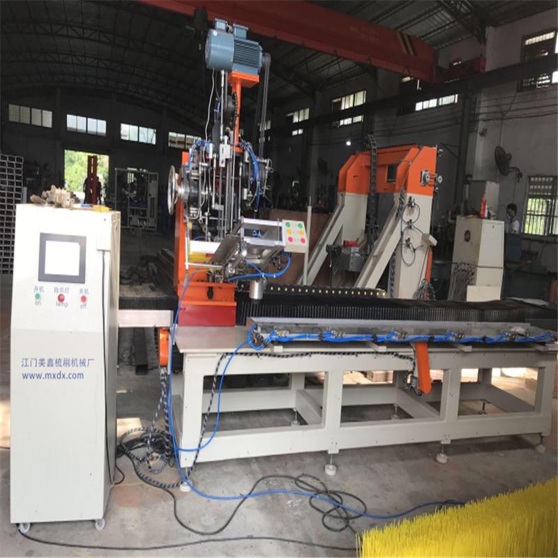 Meixin-Big Brush Making Machine Helping Ueaf Champions League 2019 Uefa Euro 2020